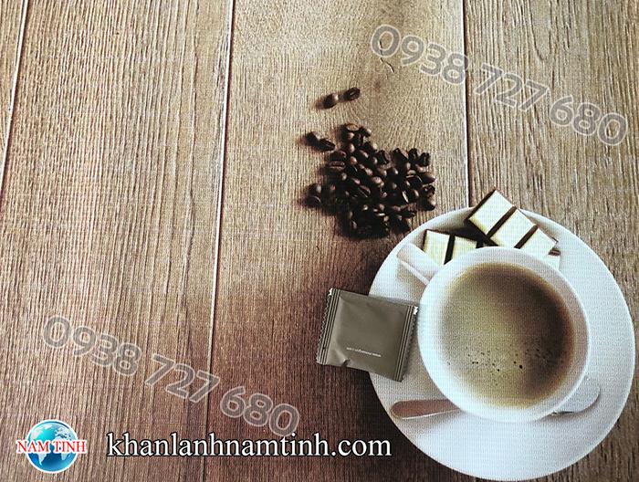 Đường gói pha cafe
